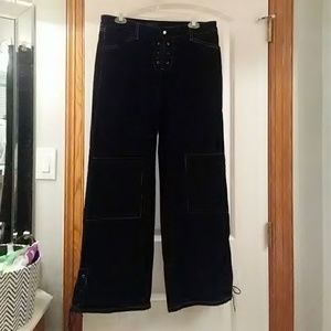 Vintage Hot Topic Goth/Metal Pants
